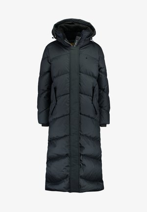 WHISTLER HDD DOWN LONG PARKA WMN - Down coat - mazarine blue