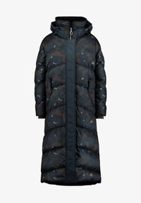 G-Star - WHISTLER HDD DOWN LONG PARKA WMN - Down coat - gull/legion blue ao - 6