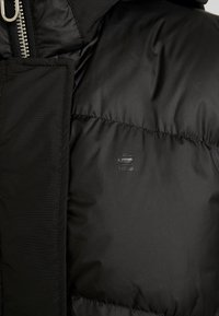 G-Star - WHISTLER HDD DOWN LONG PARKA WMN - Down coat - dark black - 7