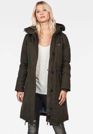 NEW DUTY  - Winter coat - asfalt