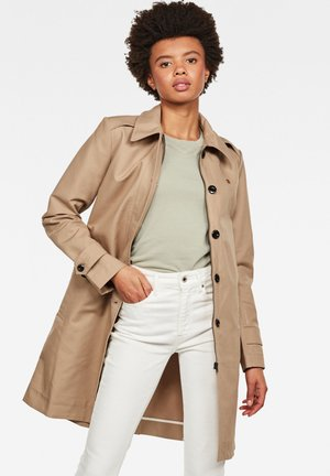 MINOR - Trenchcoat - brown