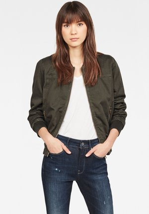 CHOPPER SLIM - Blouson Bomber - grey