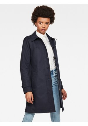 MINOR - Manteau court - mazarine blue