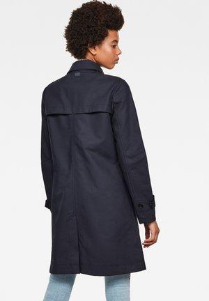 MINOR - Halflange jas - mazarine blue