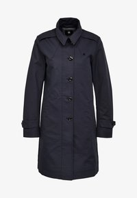 G-Star - MINOR - Short coat - mazarine blue