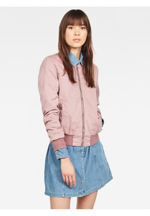 CHOPPER SLIM - Blouson Bomber - light pink