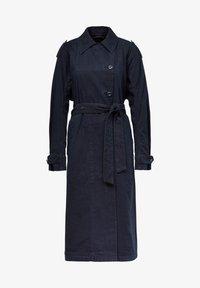 G-Star - LOOSE - Trenchcoat - mazarine blue - 4