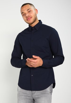 CORE SHIRT L/S - Overhemd - mazarine blue