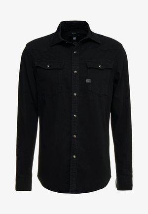 3301 SLIM - Shirt - dark aged