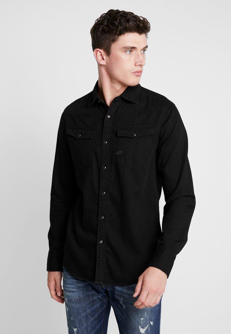 G-Star - 3301 SLIM - Camisa - dark aged
