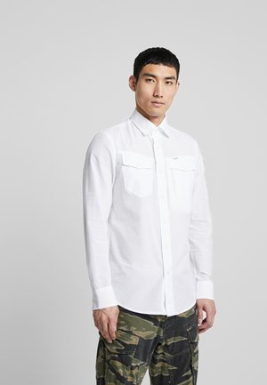 SLIM SHIRT L\S - Košile - white