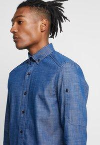 G-Star - STALT SLIM BUTTON DOWN POCKET - Shirt - rinsed - 3