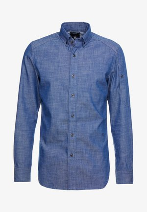 STALT SLIM BUTTON DOWN POCKET - Overhemd - rinsed