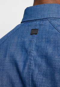G-Star - STALT SLIM BUTTON DOWN POCKET - Shirt - rinsed - 6