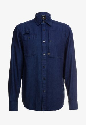 UTILITY HA STRAIGHT SHIRT L/S - Overhemd - rinsed