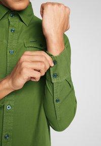 G-Star - ARC SLIM SHIRT - Košile - sage - 5