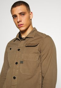 G-Star - MULTIPOCKET STRAIGHT - Shirt - dark lever - 3