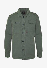 G-Star - MULTIPOCKET STRAIGHT - Shirt - grey moss - 4