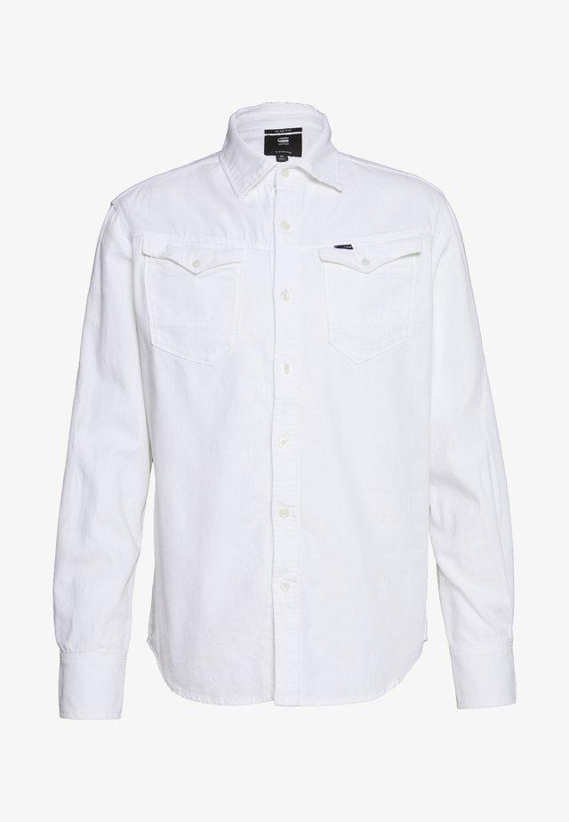 ARC 3D SLIM  - Camisa - white