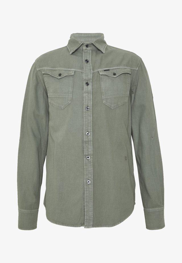 ARC 3D SLIM  - Camisa - olive