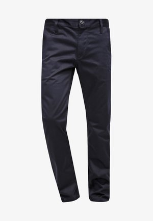 BRONSON SLIM CHINO - Chino kalhoty - mazarine blue