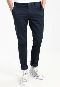 G-Star - BRONSON - Chino kalhoty - legion blue - 0