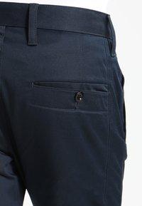 G-Star - BRONSON - Chino kalhoty - legion blue - 4