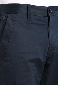 G-Star - BRONSON - Chino kalhoty - legion blue - 3