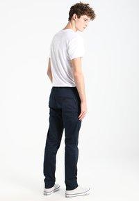 G-Star - BRONSON - Chino kalhoty - legion blue - 2