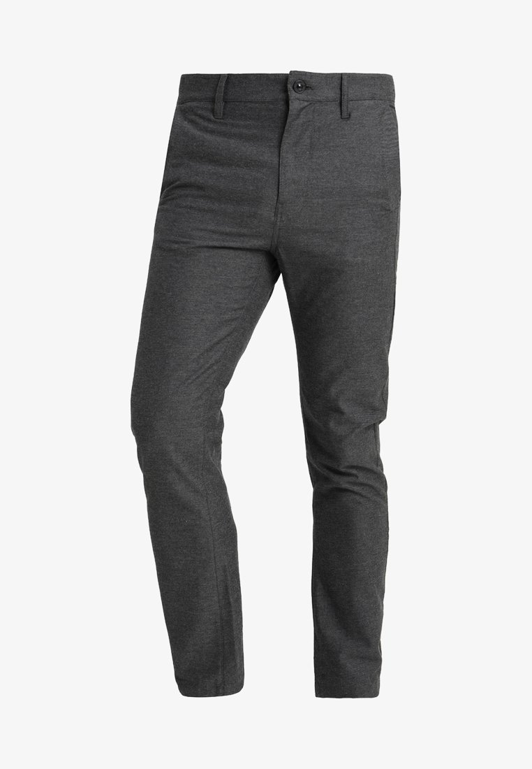Bronson Grey star ChinoDark Heather Tapered G roeBdxC