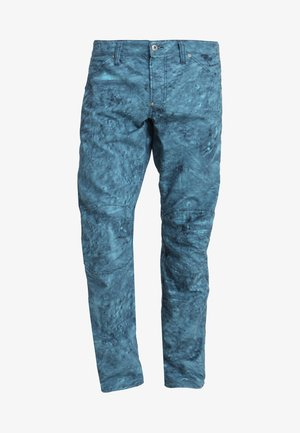 PHARRELL WILLIAMS  ELWOOD - Stoffhose - indigo/lake