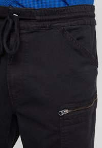 G-Star - POWEL SLIM TRAINER - Jeans slim fit - dark black - 3