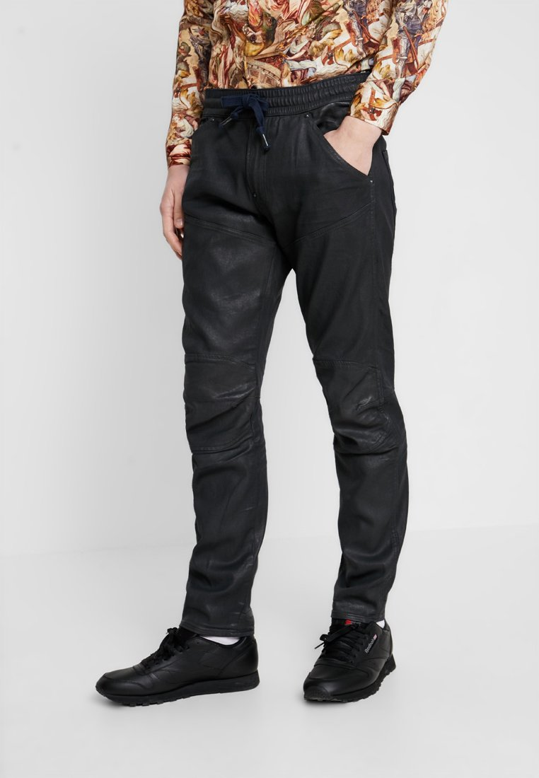 G-Star - 5620 3D SPORT STRAIGHT TAPERED - Straight leg jeans - dark aged cobler