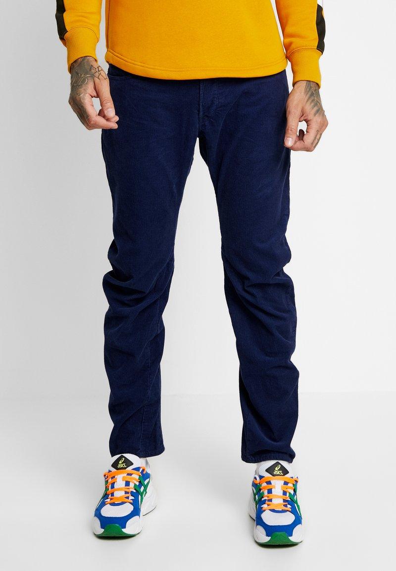 G-Star - ARC 3D SLIM FIT COLORED - Kangashousut - imperial blue