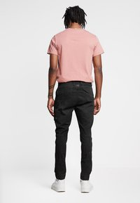 G-Star - 3D CARGO SLIM TAPERED - Cargo trousers - asfalt - 2