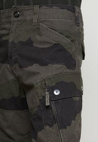 G-Star - ROXIC TAPERED CARGO - Cargobyxor - battle grey/asfalt - 5
