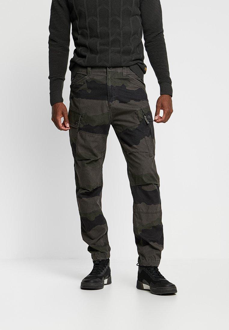 G-Star - ROXIC TAPERED CARGO - Kapsáče - battle grey/asfalt