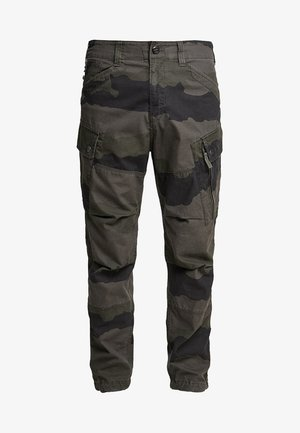 ROXIC TAPERED CARGO - Cargobroek - battle grey/asfalt
