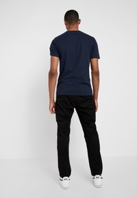 G-Star - ROXIC STRAIGHT TAPERED - Cargobroek - black - 2