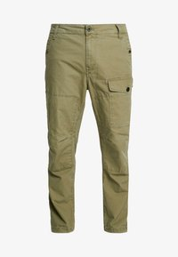 G-Star - TORRICK LOOSE FIT - Chino kalhoty - compact bitt canvas - sage - 4
