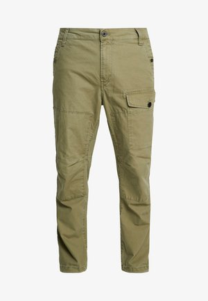 TORRICK LOOSE FIT - Chino kalhoty - compact bitt canvas - sage