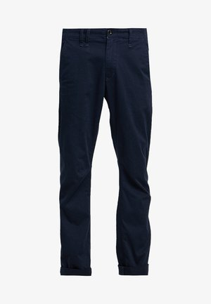 VETAR  - Chinosy - premium micro str twill - mazarine blue