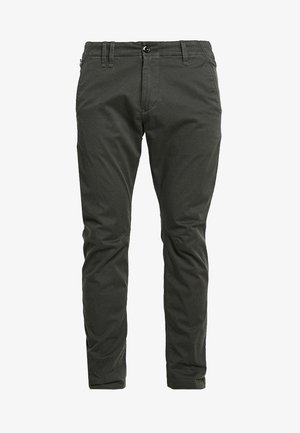 VETAR  - Chino kalhoty - premium micro str twill - asfalt