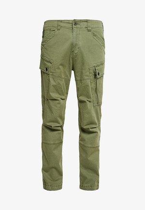 ROXIC - Cargo trousers - sage