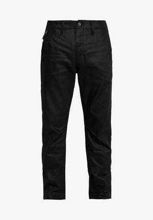 CORMAC SLIM - Slim fit -farkut - pitch black