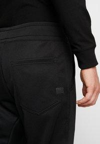 G-Star - MOTAC SLIM TAPERED SW PANT - Tracksuit bottoms -  black - 3