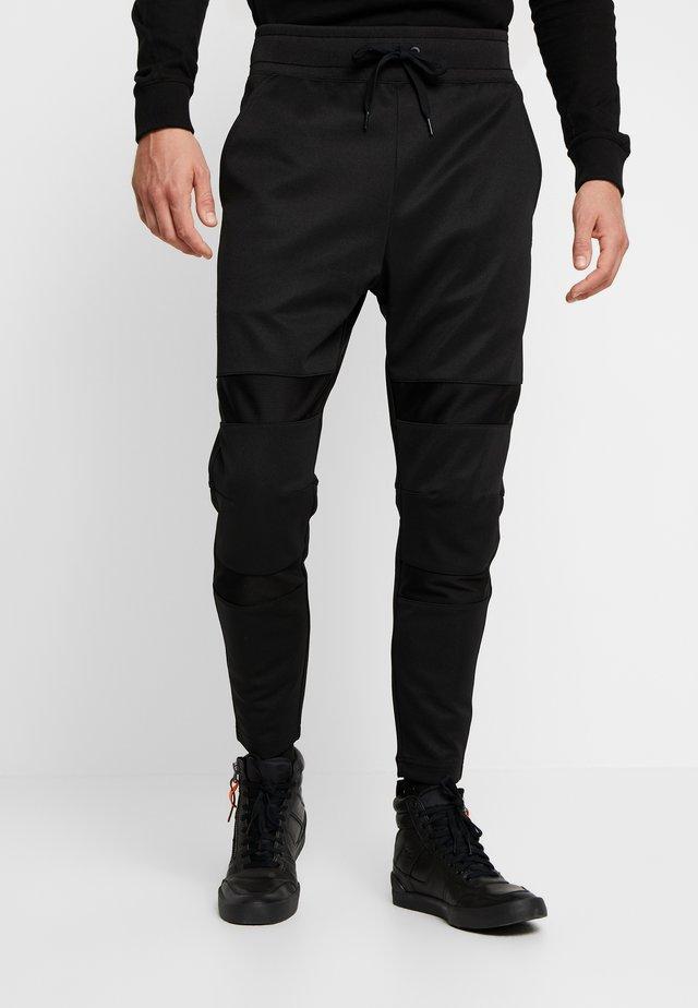 MOTAC SLIM TAPERED SW PANT - Jogginghose -  black