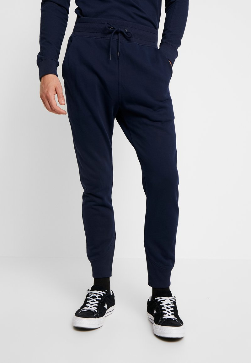 G-Star - PREMIUM CORE TYPE - Tracksuit bottoms - sartho blue