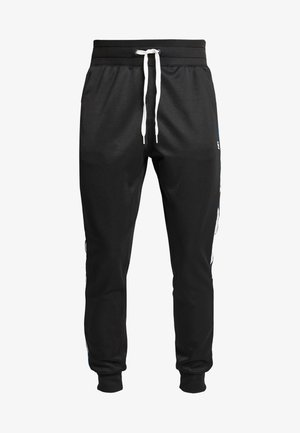 ORIGINALS TRACK PANTS - Tracksuit bottoms - dark black