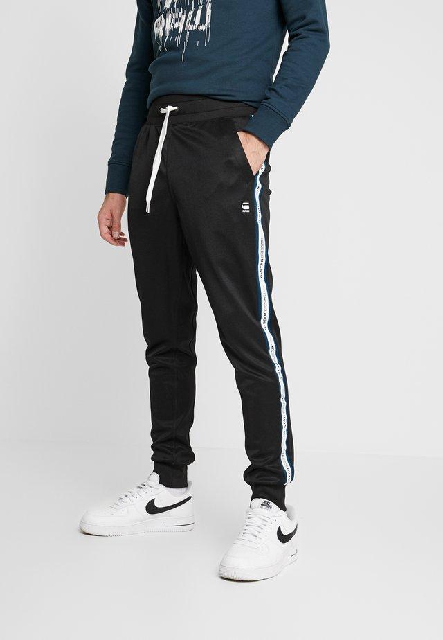ORIGINALS TRACK PANTS - Pantalones deportivos - dark black